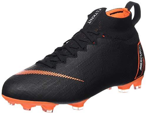 Nike Superfly 6 Pro FG-Black 9.5