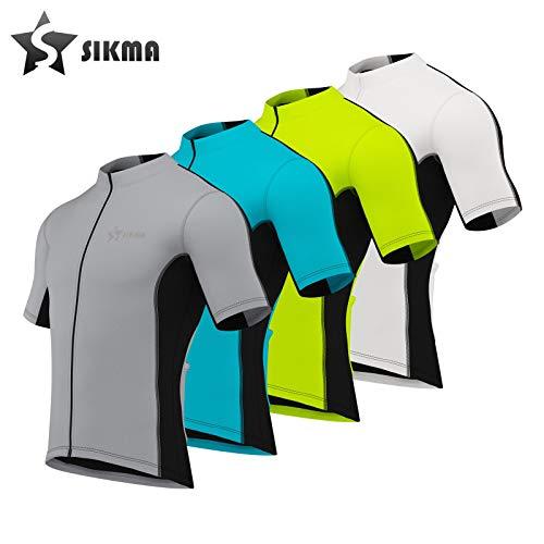 Sikma - Maillot de ciclismo para hombre