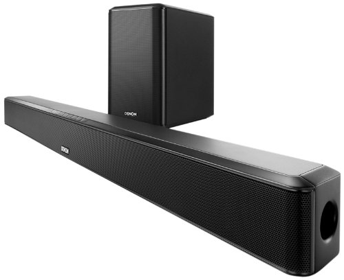 Denon DHT-S514 Home Theater Soundbar System with HDMI, Bluetooth Streaming and Wireless...