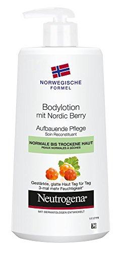 Neutrogena Norwegische Formel Bodylotion mit Nordic Berry – 1 x 400ml