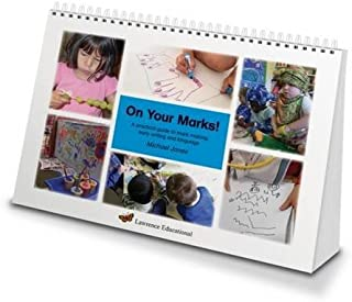 On Your Marks!: A Practical Guide to Mark Making, Early Writing and Language