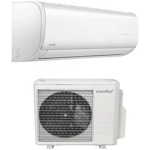 COMFEE KITSIRIUS12 Serie Sirius Condizionatore Fisso Monosplit Inverter con Pompa di Calore 12000 Btu / h A++ / A+