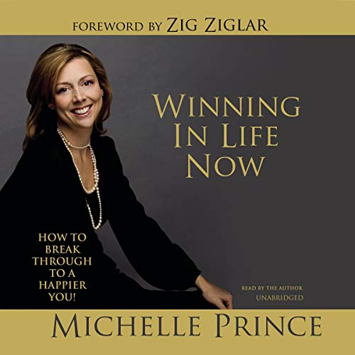 Winning in Life Now audiobook cover art