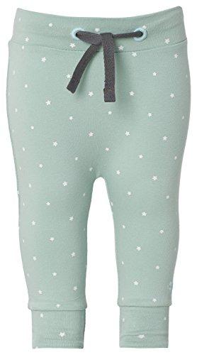 Noppies Unisex Baby Hose U Pants jrsy comfort Bo, Sternchen, Gr. 50 (Herstellergröße: 50), Grün (Grey Mint C175)