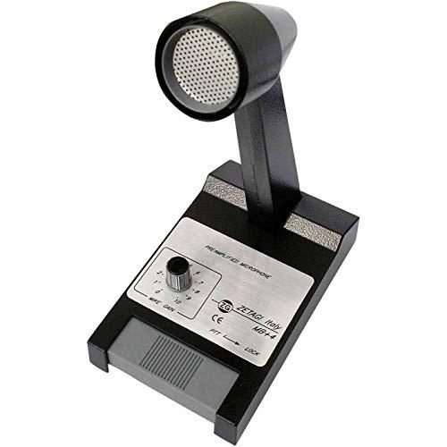 ZETAGI MB+4 microfono preamplificato da base CB