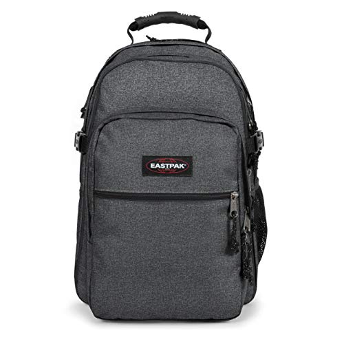 Eastpak Tutor Rucksack, 48 cm, 39 L, Grau (Black Denim)