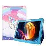 Transwon Case for Dragon Touch Notepad K10 Tablet/ Max...