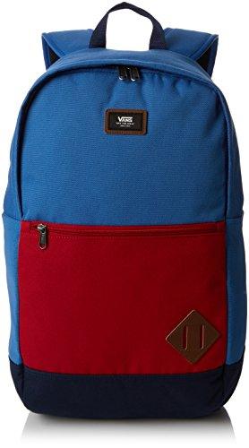 Vans Doren III Backpack Mochila Tipo Casual  52 cm  29 Liters   Delft Colorblock