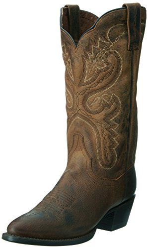 Dan Post Women's Marla Western Boot,Bay Apache,9 M US