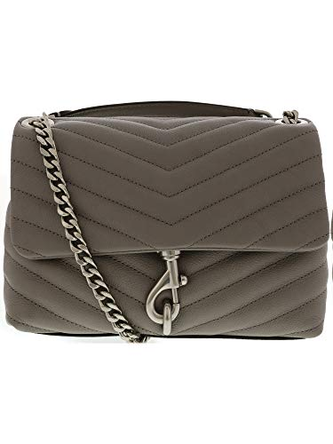 Rebecca Minkoff Edie Cross Body Bag - Grey