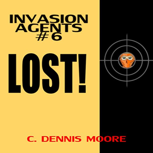 Invasion Agents: Lost Titelbild