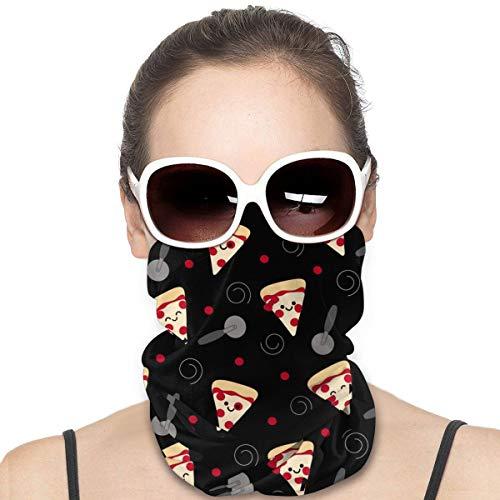 Cortador de pizza a prueba de viento protector de cara multiuso para...