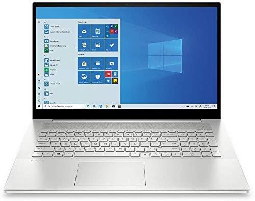 Portátil Envy 17-CE – Core i7-1065G7 – 16 GB DDR4-RAM – 500 GB SSD – Windows 10 – 44 cm (17,3 pulgadas) pantalla Full HD plata 64GB RAM - 500GB SSD