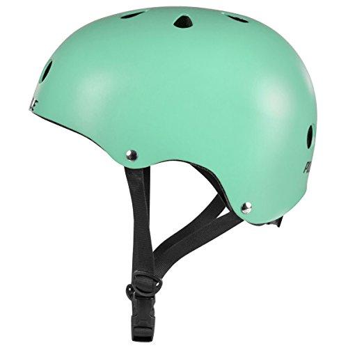 Powerslide Allround Stunt Helm türkis teal, 58-62 cm (L/XL)