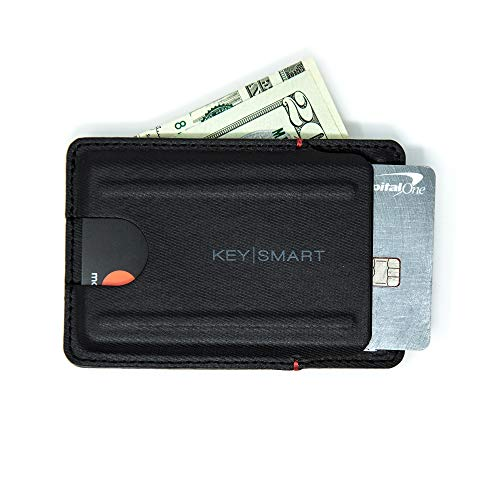 Price comparison product image KeySmart Urban Slim Wallet (Charcoal Black)