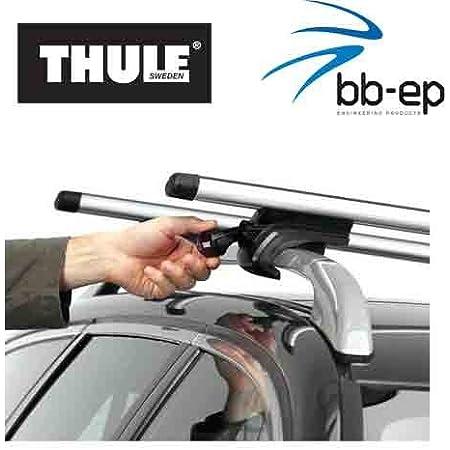Thule 757 962 Premium Dachträger Komplettsystem Auto