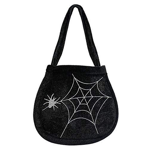 Widmann - Tasche mit Spinne und Spinnennetz