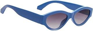 Prettyia Women Cat Eye Eyeglasses Fashion Mirrored UV400 Shades