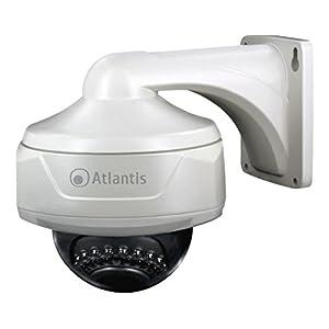 Atlantis Land V600D-30W CCTV security camera Interior y exterior Espía Blanco 752 x 582Pixeles – Cámara de vigilancia (CCTV security camera, Interior y exterior, Espía, Blanco, Pared, Resistente al agua)