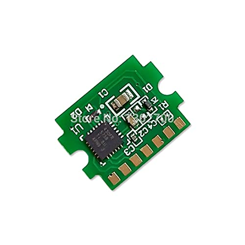 10 Uds EUR 15K B1272 B 1272 Chip de Cartucho de tóner para Olivetti d-Copia 255 MF 255MF D COPIA-255MF, reinicio de Polvo de Impresora láser
