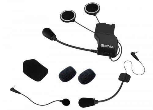 Preisvergleich Produktbild Sena 20S-A0202 Universales Helmklemmsystem mit Mikrofonen
