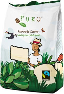 PURO Senseo Kaffeepads 16x 7g Fairtrade