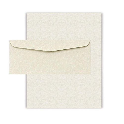 Atlee Premium Parchment Letter Writing Set - Envelopes and Parchment Paper