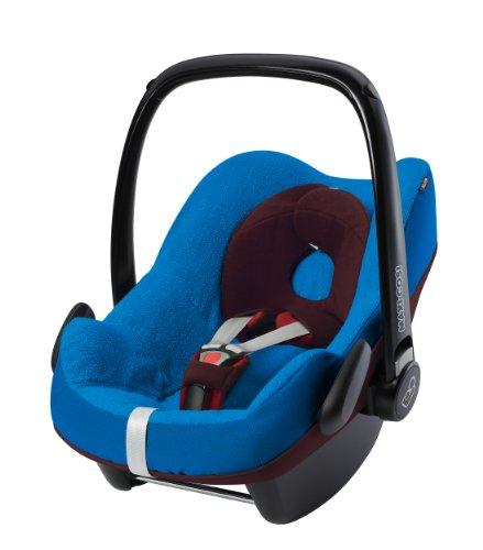 Maxi-Cosi 73708130 - Sommerbezug für Babyschale Pebble, blue