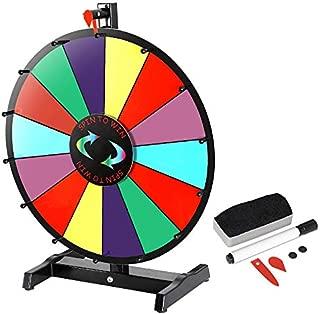 roulette wheel dimensions
