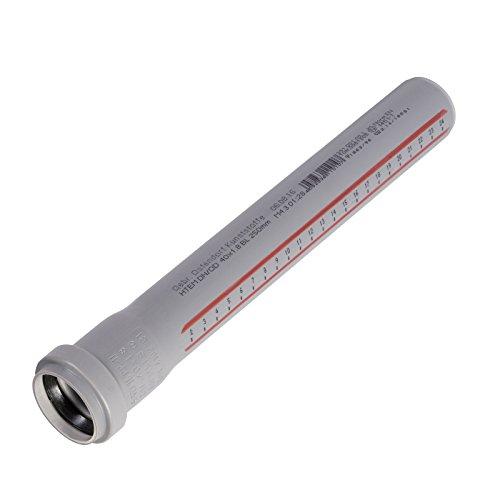 HT Abflussrohr DN50 x 750mm