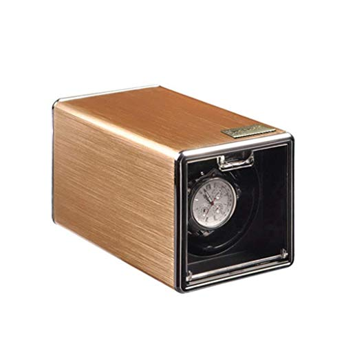 Winder horlogebehuizing, automatisch, draaibaar, voor mechanische klok, echo-display, grote klok, verkrijgbaar in horlogedoos (kleur: A)