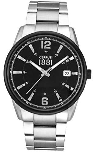 Cerruti 1881 Armbanduhr CRA103STB02MS