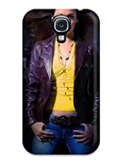 Advanced tpu material is light weight, strong and flexible. Flexible and durable material designed specifically for galaxy s4. Perfect fit, smart and intelligent design allow you to plug the charger, and access all galaxy s4 features without removing...