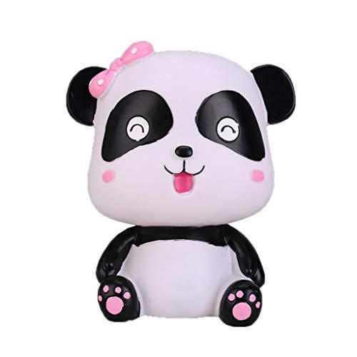 COLUDOR - Hucha con diseño de Oso Panda