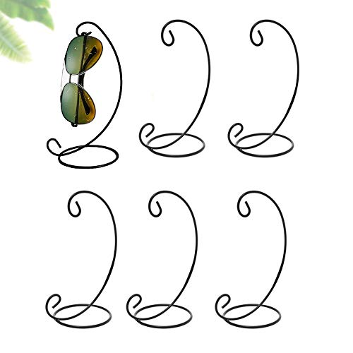 YEARCHY Ornament Display Hanger Rack Stand Hook Chrismas Ornament Party Decoration Holder Air Plant Flower Pot Hanging Terrarium Home Office Decoration (6, 9'x5')