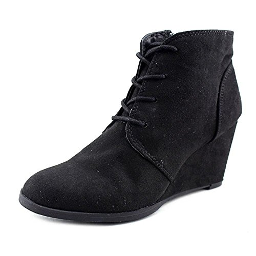 American Rag Womens Baylie Closed Toe Ankle Fashion Boots, Black, Size 6.0