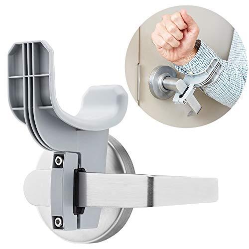 SafeLever Hands-Free Door Opener for Latch Doors – Patent Pending, Durable Alternative to No Touch...