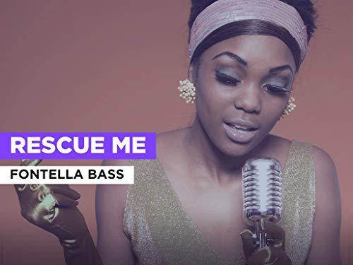 Rescue Me al estilo de Fontella Bass