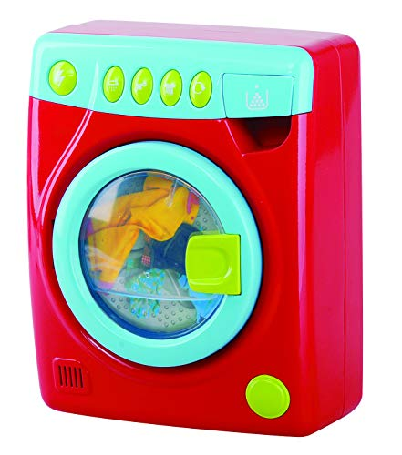 Price comparison product image PlayGo Washing Machine Kitchen Toys Kids Children Play House Washing Machine for Fun Kids Toy Perfect For Your Little One 3 years & Up
