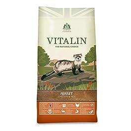 Vitalin Ferret Food,