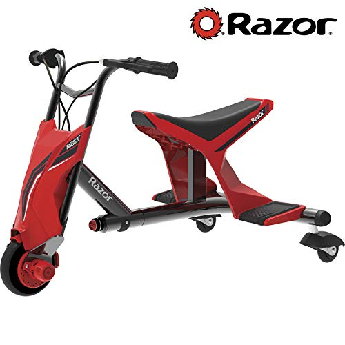Razor Electric Drift Rider Cycle, Eléctrico
