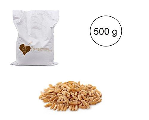 Bongiovanni Farine e Bonta' Naturali Grano Khorasan Kamutin Chicchi - 0.5 kg