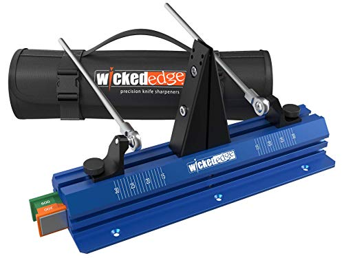 Wicked Edge GO - Precision Knife Sharpener