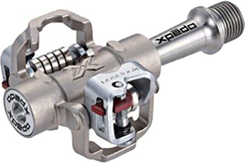 Xpedo M-Force 8 Pedals Titanium