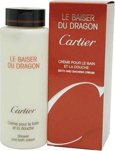 Cartier Le Baiser Du Dragon Bath & Shower Cream 200ml