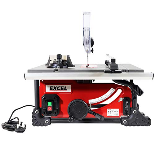 Excel Table Saw 210mm Portable 1500W 240V