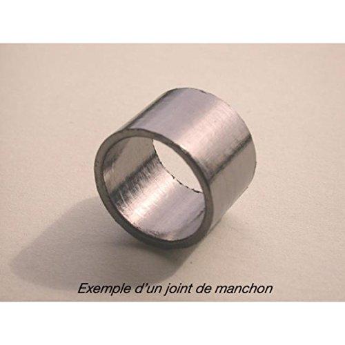 Compatible avec/Remplacement pour 1000 GSXR-01/02 / 1100 GSXR W-93/98-JOINT MANCHON ECHAPPEMENT SORTIE- E430490200
