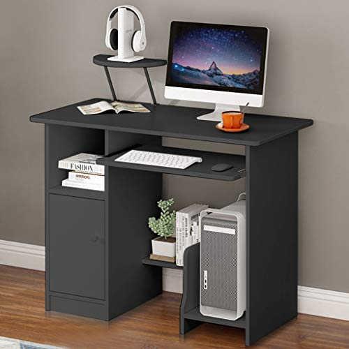 Simple Computer Desk with Shelves&Bookshelf&Storage Executive Desk Corner Desk Small Desk Gamers Desk Study Desk Modern Desk Small Corner Desk Work Desk Childrens Desk Home Office Furniture