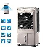 Portable Air Cooler condizionatore d'Aria Ventilatore Grande evaporazione, 42L Serbatoio Acqua Regolabile di velocità del Vento a Basso Rumore 08:00 Timer Touch Control Filtro dell'Aria umidificatore