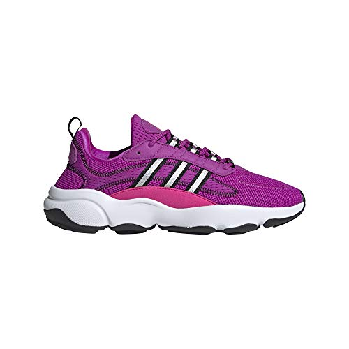 adidas Originals Women's Haiwee Sneaker, Pink, 8 M US